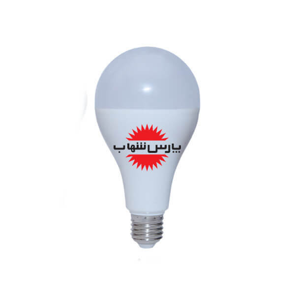لامپ 20 وات LED پارس شهاب