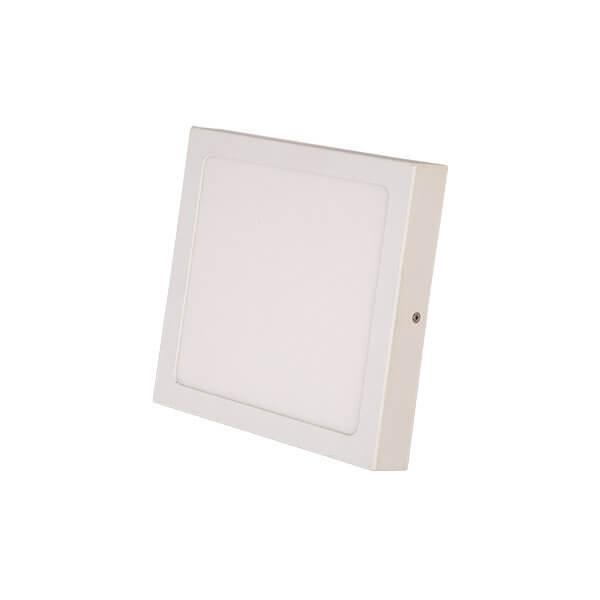 چراغ سقفی 24 وات روکار مربع پارس شهاب