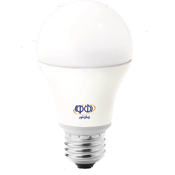 لامپ 12 وات LED زمان نور