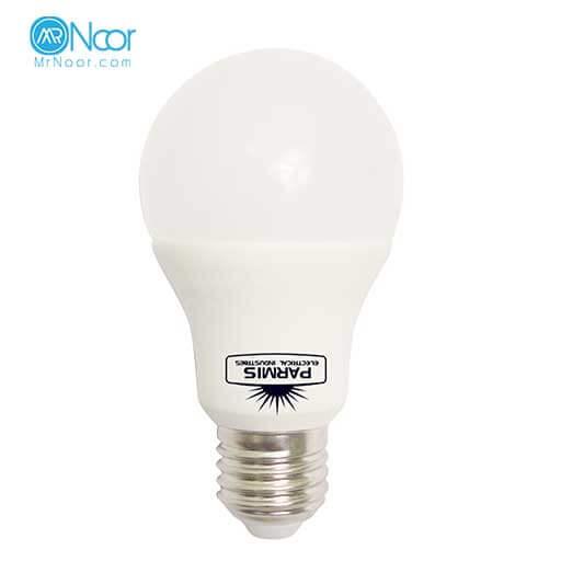 لامپ 9 وات LED پارمیس