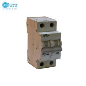 فیوز مینیاتوری تکفاز و نول 32 آمپر الکترو کاوه