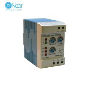 رله الکترونیکی کنترل تکفاز صانت الکترونیک مدل S-501